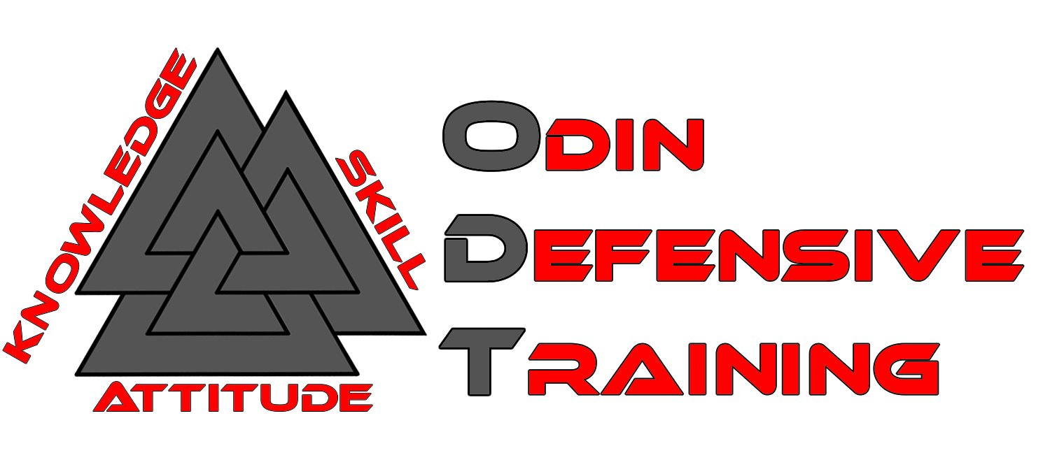 ODIN Defensive Training Logo