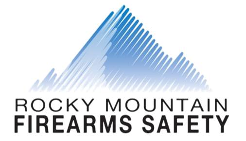 Rocky Mountain Firearms Safety Logo