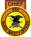 NRA Chief Range Safety Officers