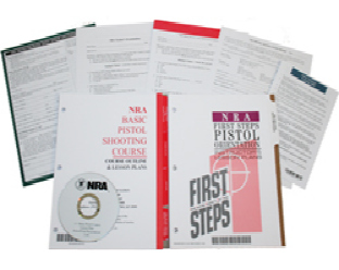 Tall Guns NRA Basic Pistol Instructor Package